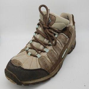 Columbia Pima Hiking Walking Shoes Omni Grip